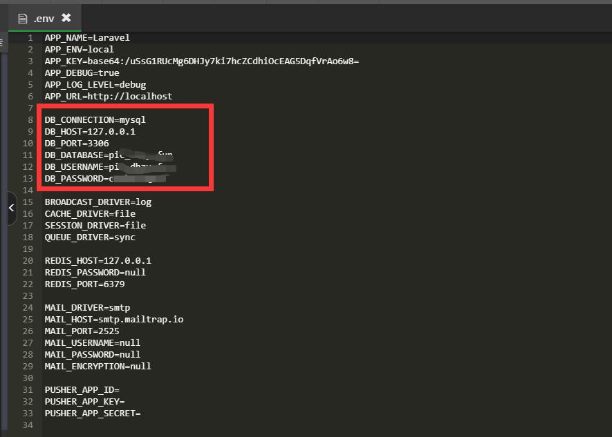宝塔linux环境急速安装laravel框架